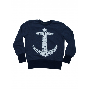 "Sweat shirt ""Navy"""
