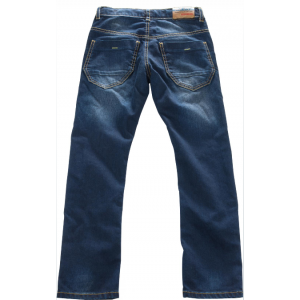 Stretch jeans recht